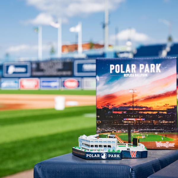 Win a Polar Park Replica!