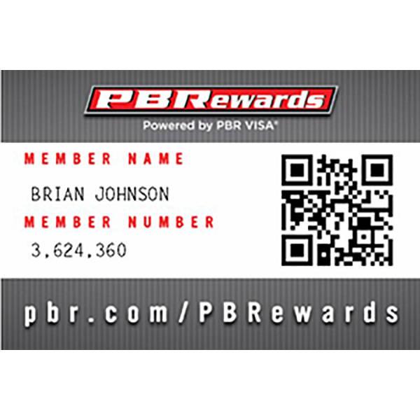 PBRewards Membership Card