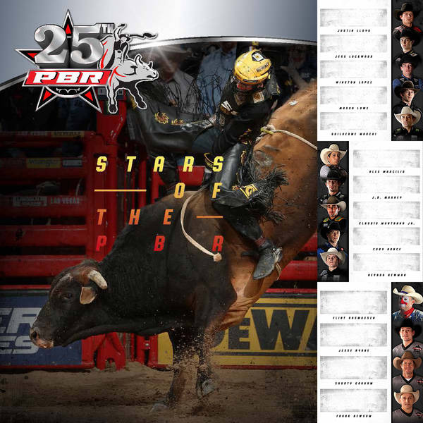 Stars of the PBR Autograph Book
