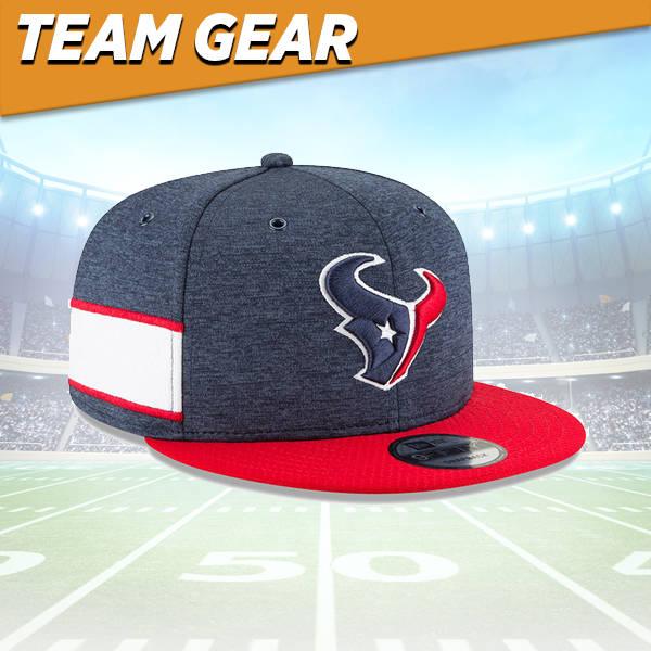 Houston Texans Snapback Hat