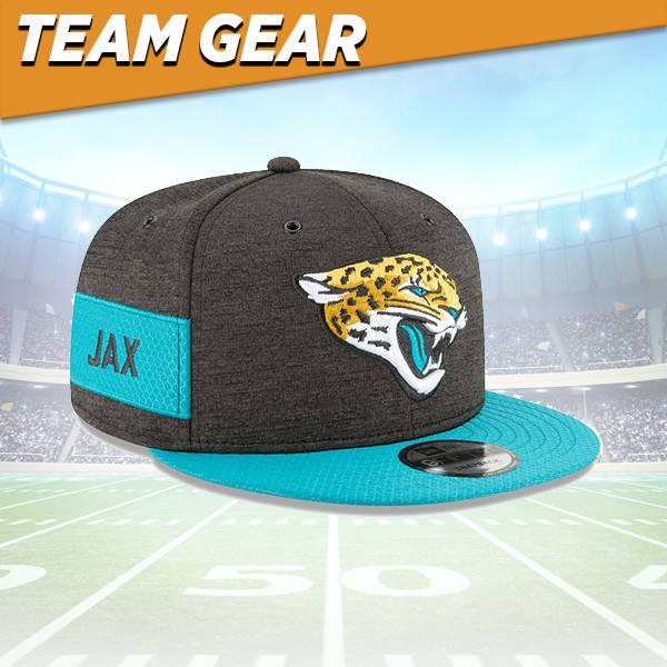 Jacksonville Jaguars Snapback Hat