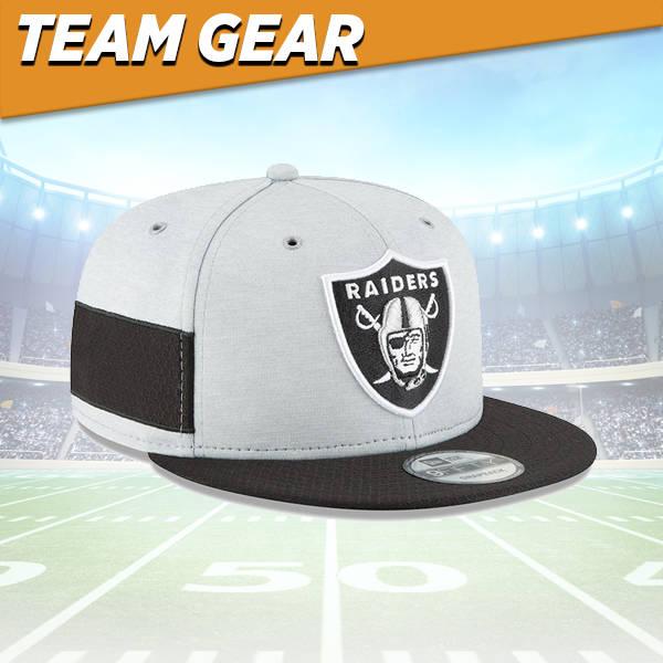 Oakland Raiders Snapback Hat