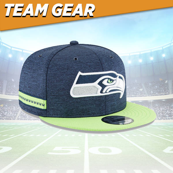 Seattle Seahawks Snapback Hat