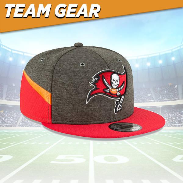 Tampa Bay Buccaneers Snapback Hat