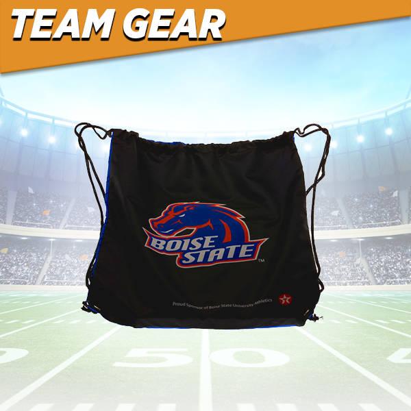Boise State Drawstring Bag