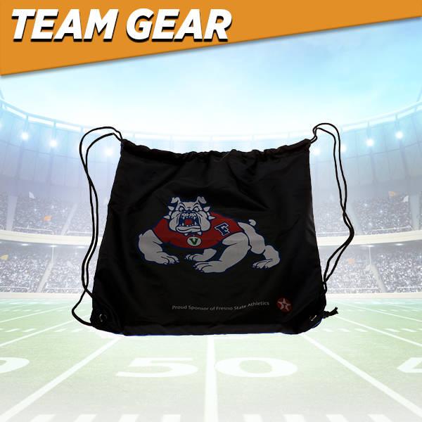 Fresno State Drawstring Bag