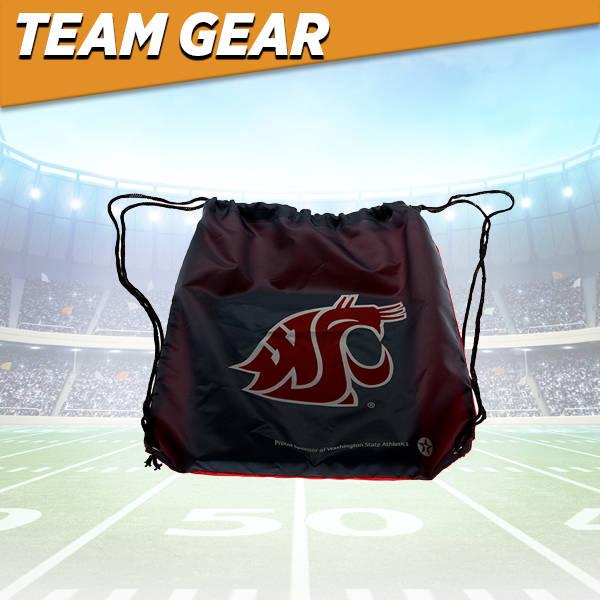 Washington State Drawstring Bag