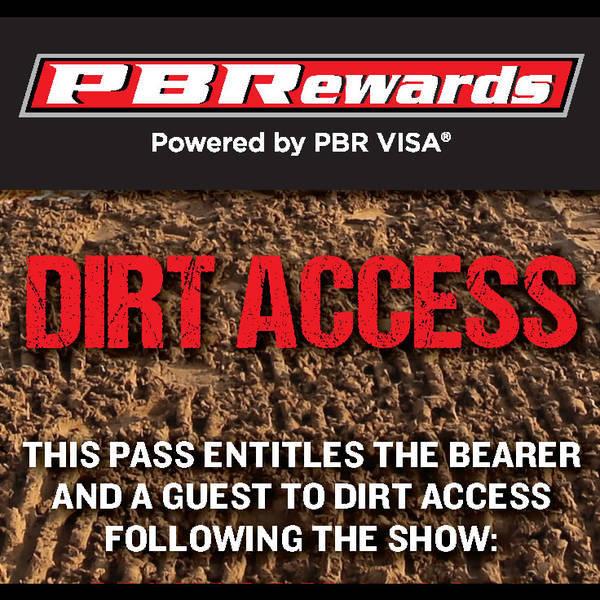 Dirt Access Pass