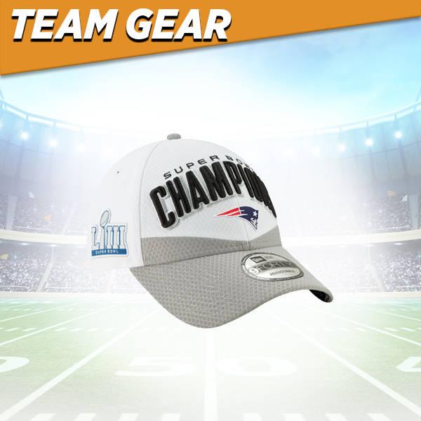 New England Patriots Champions Hat