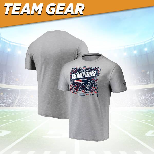 New England Patriots Champions T-Shirt
