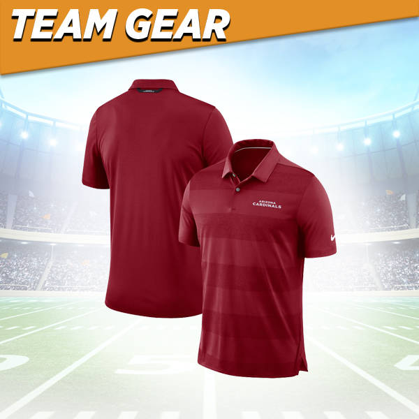 Arizona Cardinals Early Season Polo
