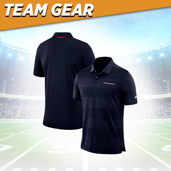 Houston Texans Early Season Polo