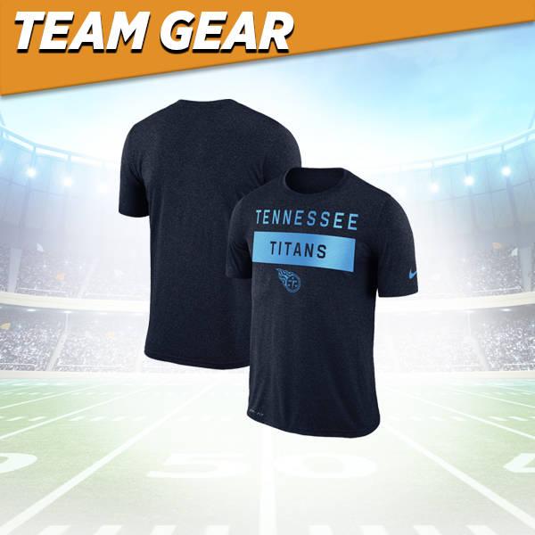 Tennessee Titans Performance Tee