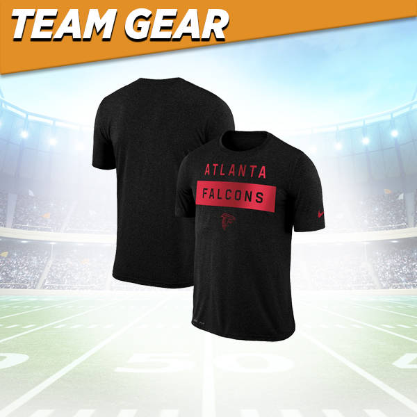 Atlanta Falcons Performance Tee