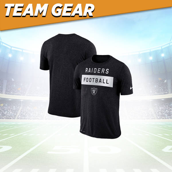 Oakland Raiders Performance Tee