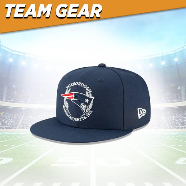 New England Patriots Draft Hat