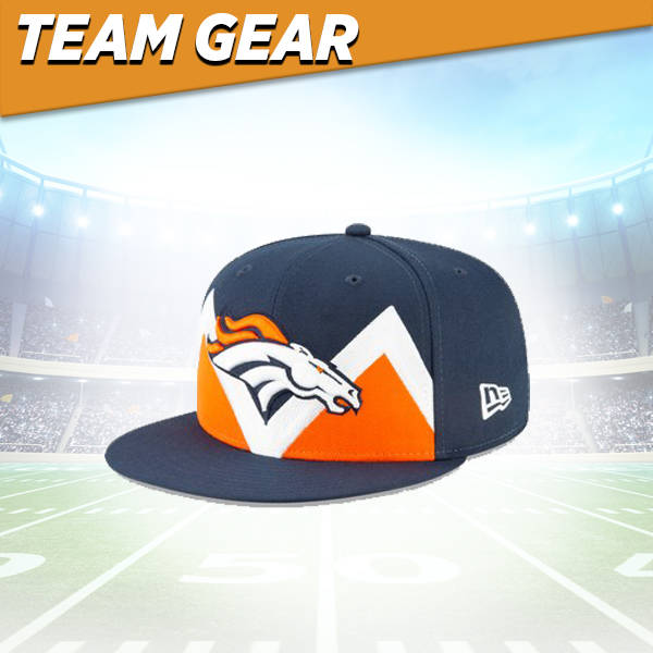 Denver Broncos Draft Hat