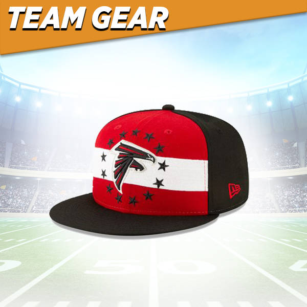 Atlanta Falcons Draft Hat