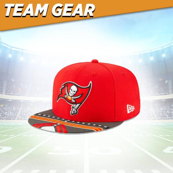 Tampa Bay Buccaneers Draft Hat