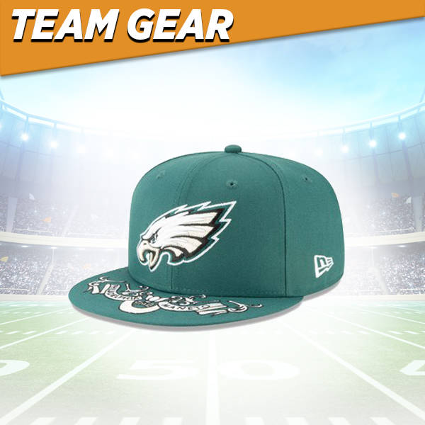Philadelphia Eagles Draft Hat