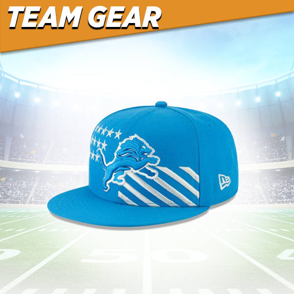 Detroit Lions Draft Hat