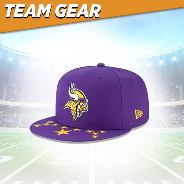 Minnesota Vikings Draft Hat