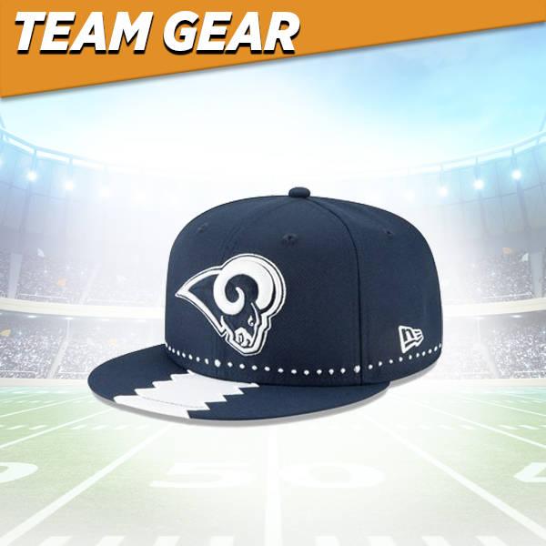 Los Angeles Rams Draft Hat