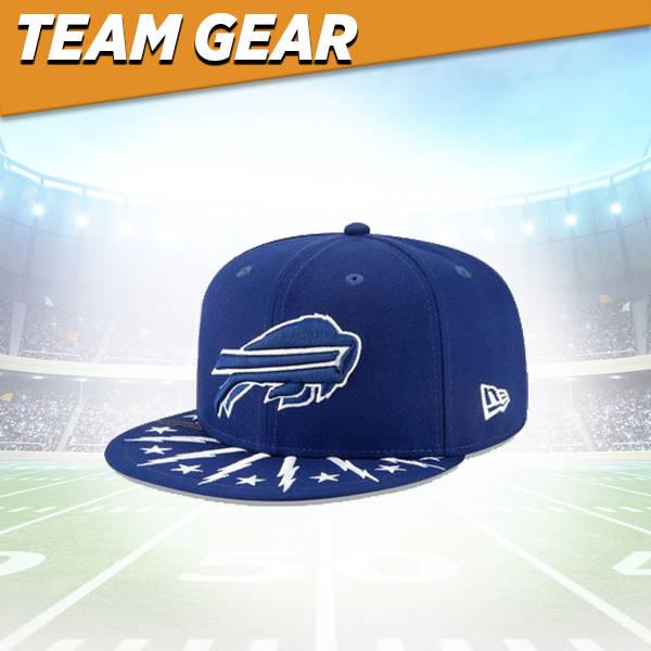 Buffalo Bills Draft Hat