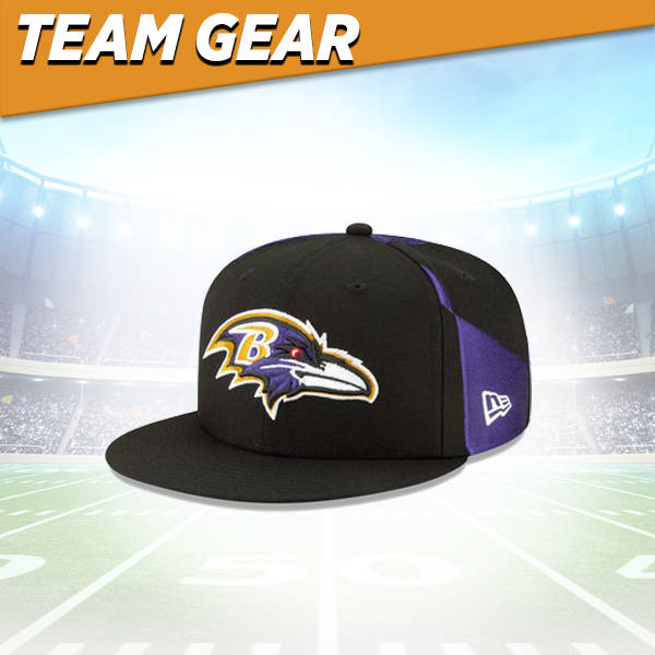 Baltimore Ravens Draft Hat