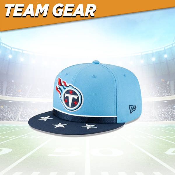Tennessee Titans Draft Hat