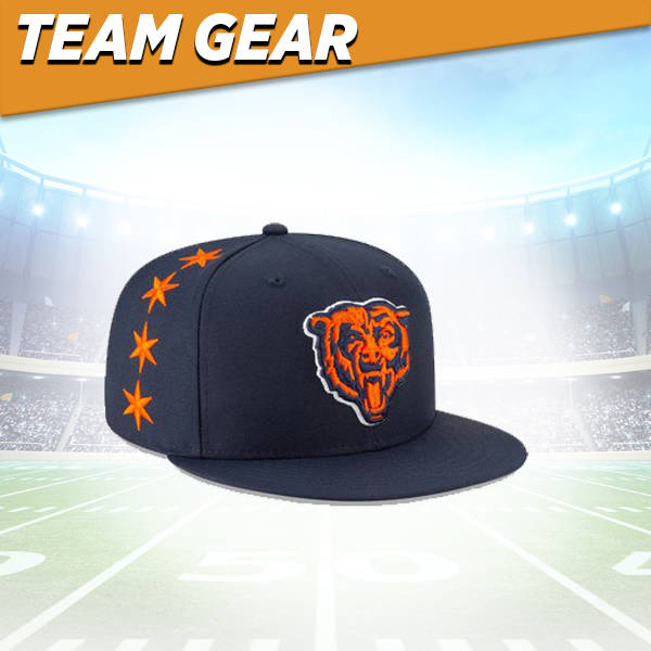 Chicago Bears Draft Hat