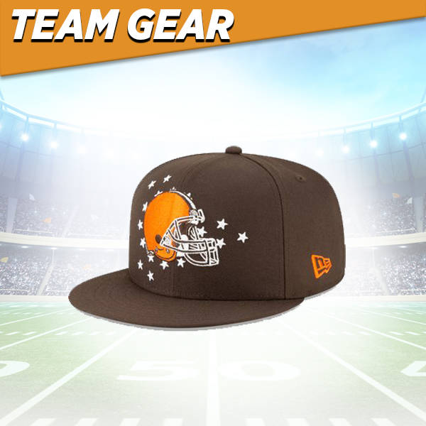 Cleveland Browns Draft Hat