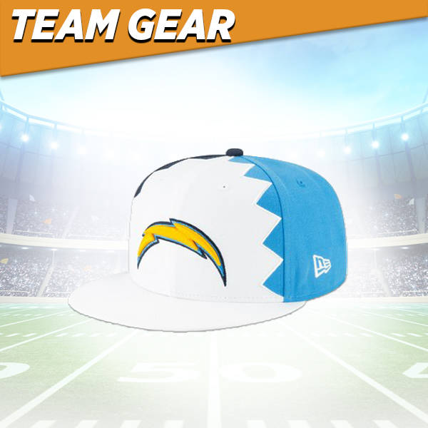 Los Angeles Chargers Draft Hat