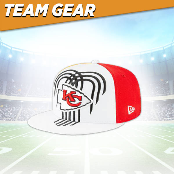 Kansas City Chiefs Draft Hat