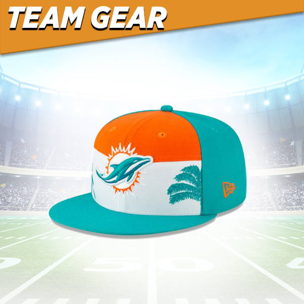 Miami Dolphins Draft Hat