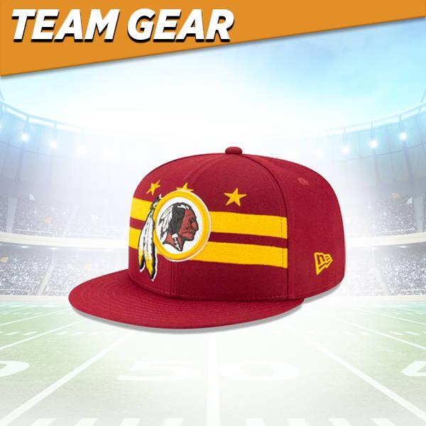 Washington Redskins Draft Hat