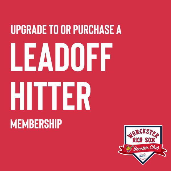 Leadoff Hitter Membership