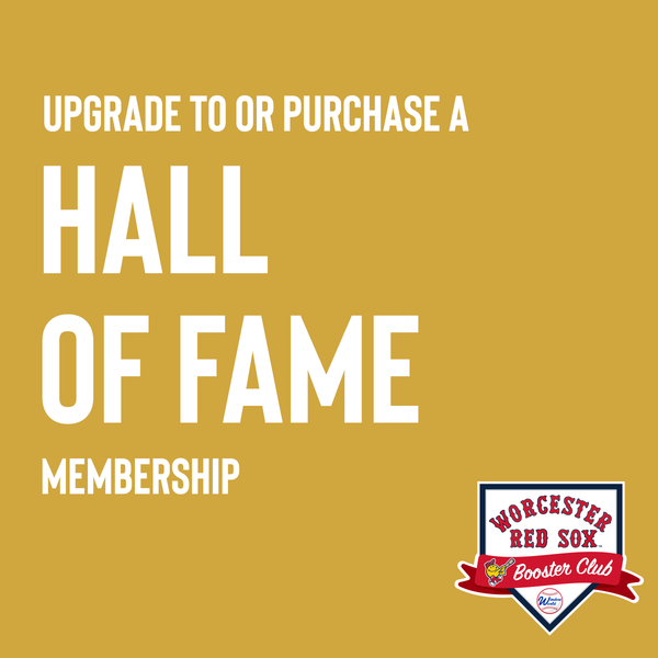 Hall of Fame Membership