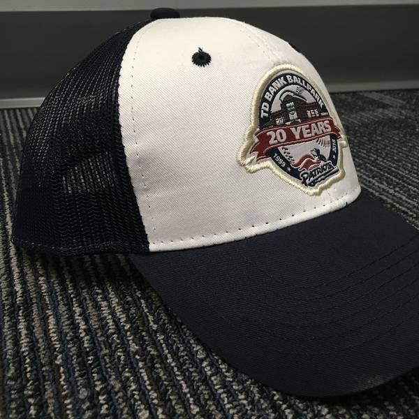 Ballpark 20th anniversary commemorative Trucker Cap