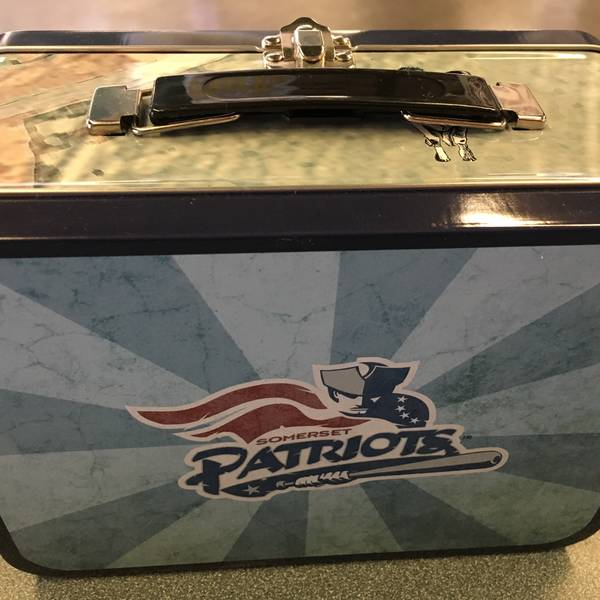 Patriots Lunch Box