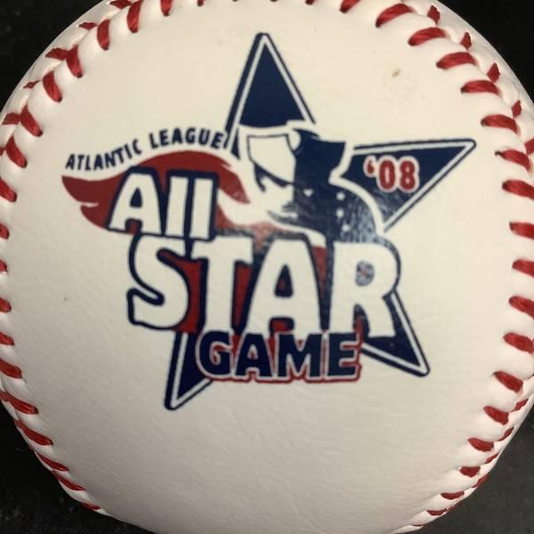 2008 All-Star Game Logo Baseball