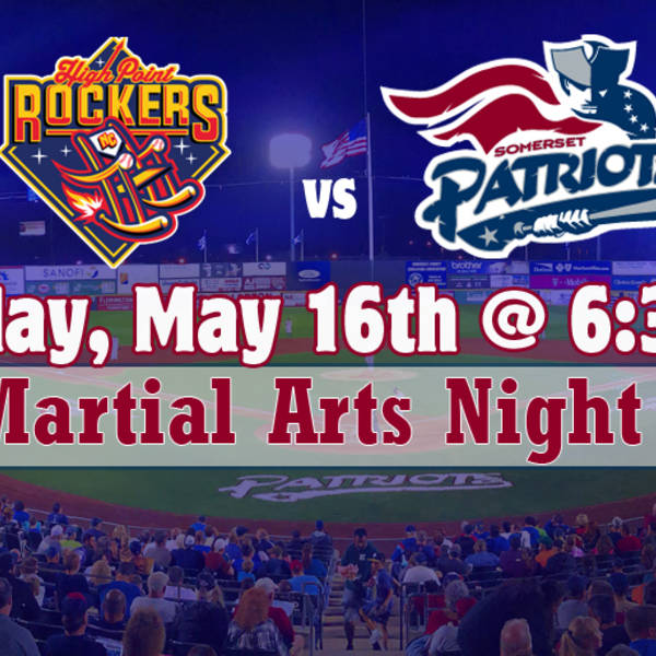 FREE TICKET - Thursday, May 16th Night Game
