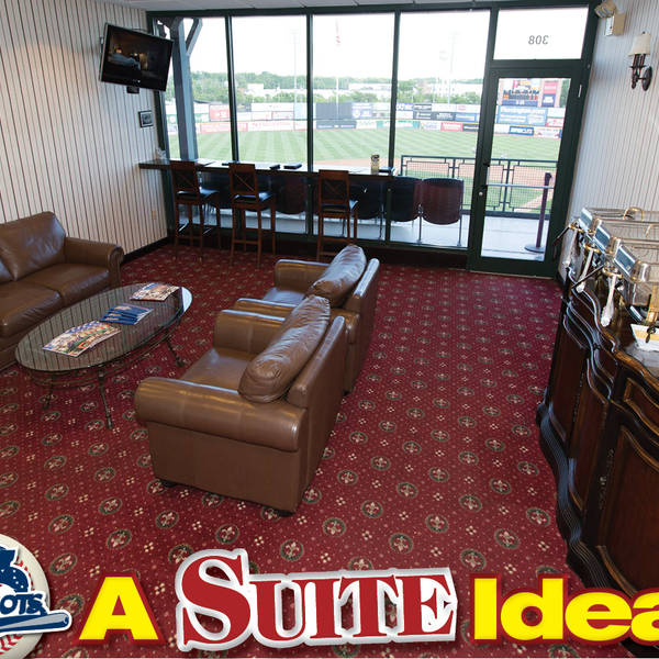 Private Suite for 30
