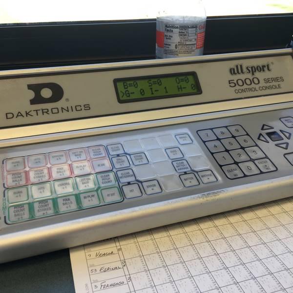 Scoreboard Operator