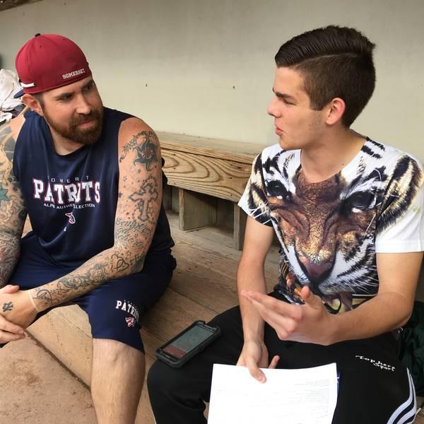 Interview a Player