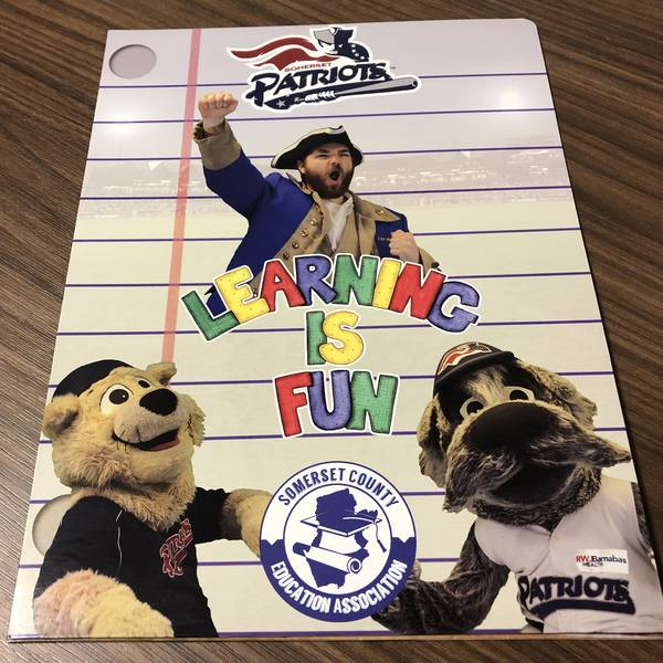Somerset Patriots Folder