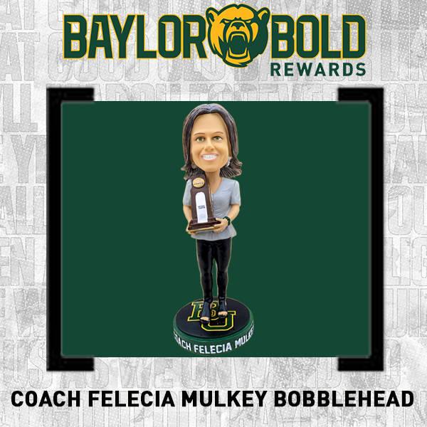 Coach Felecia Mulkey Bobblehead