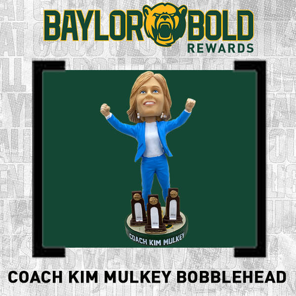 Coach Kim Mulkey Bobblehead