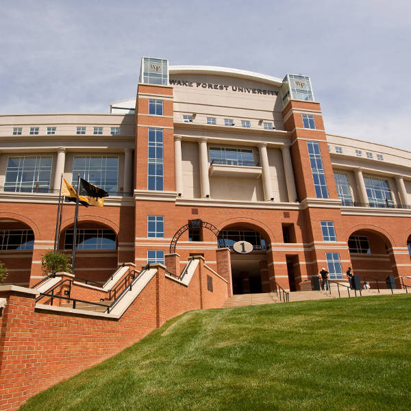 Virtual Tour: Truist Field at Wake Forest
