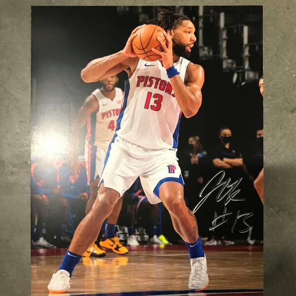 Autographed 8x10 Photo of Jahlil Okafor